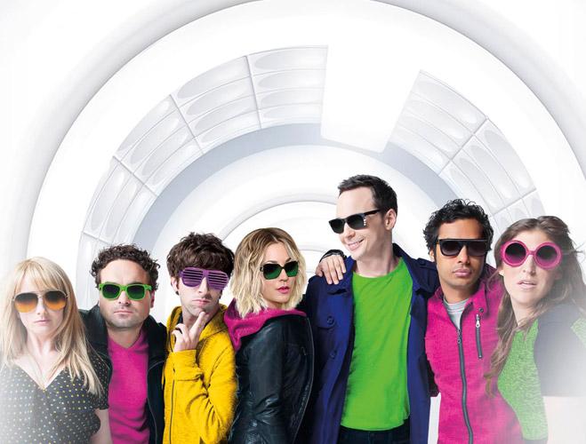 The Big Bang Theory Season 10 Cast