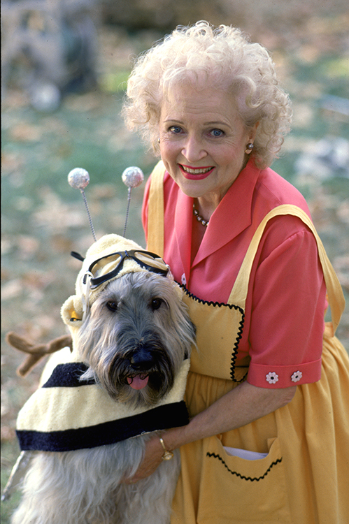 Betty White in Dennis the Menace