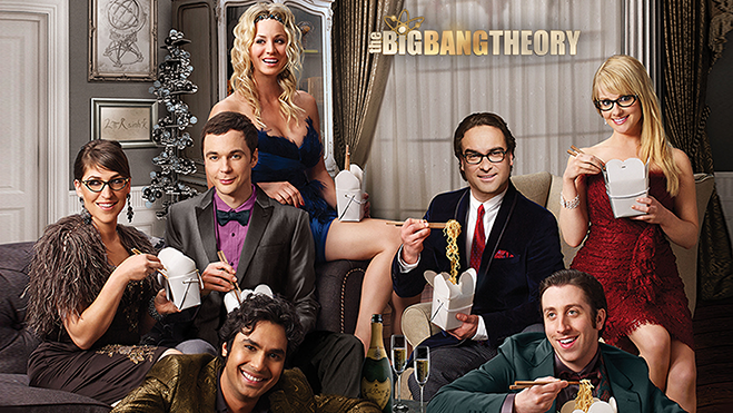 The Big Bang Theory - Creative Arts Emmys 2015