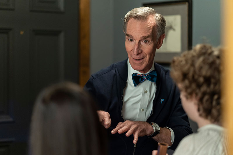 Blindspot: Season 5 - Bill Nye