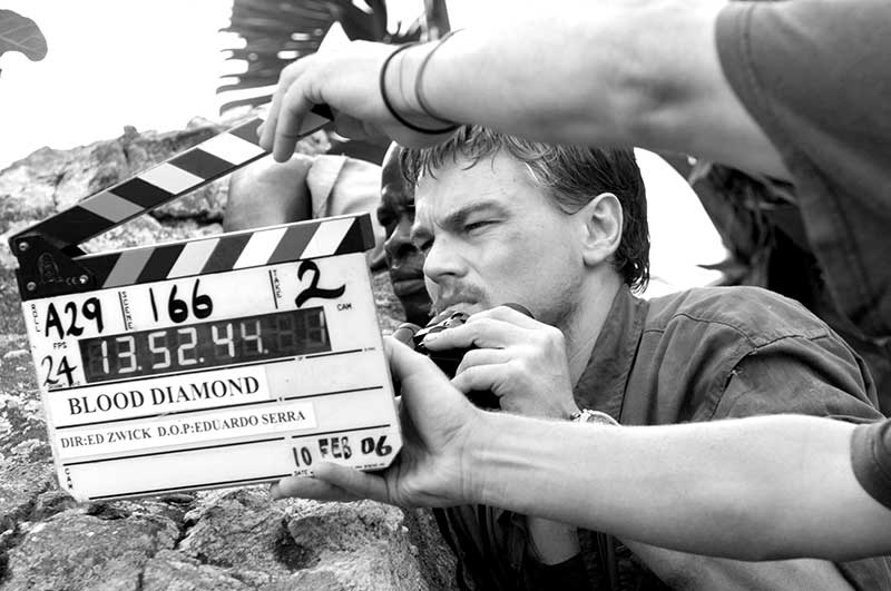 Blood Diamond - Leonardo DiCaprio, Djimon Hounsou
