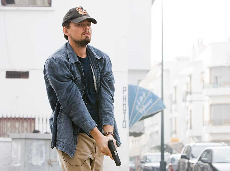 Blood Diamond - Leonardo Dicaprio - Gun