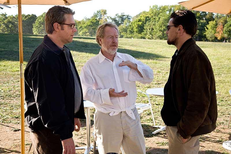 Body of Lies - Leonardo DiCaprio, Ridley Scott, Russell Crowe