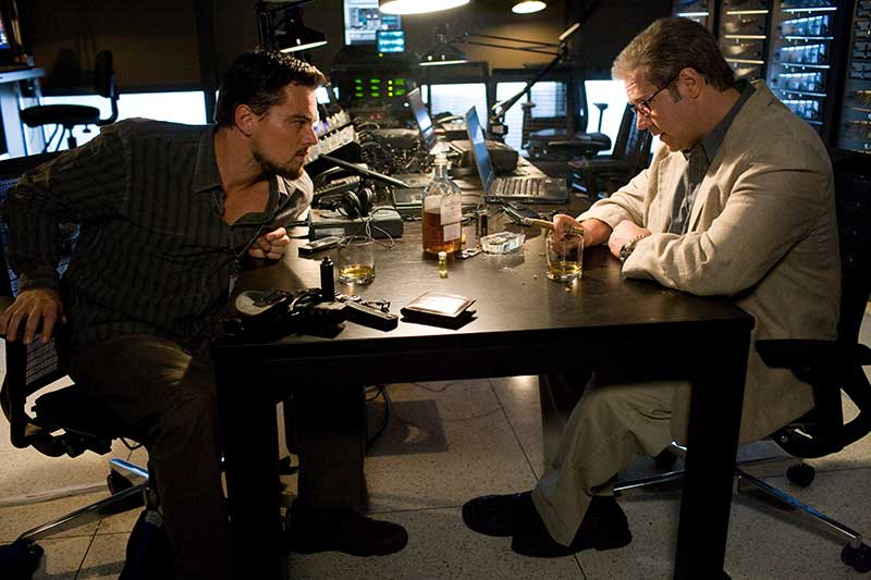 Body of Lies - Leonardo DiCaprio, Russell Crowe
