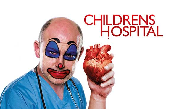 Rob Corddry in Chidrens Hospital