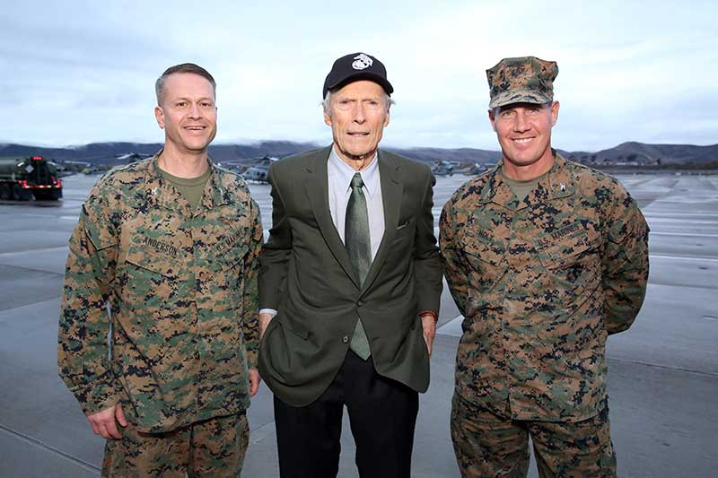 Clint Eastwood - Camp Pendleton
