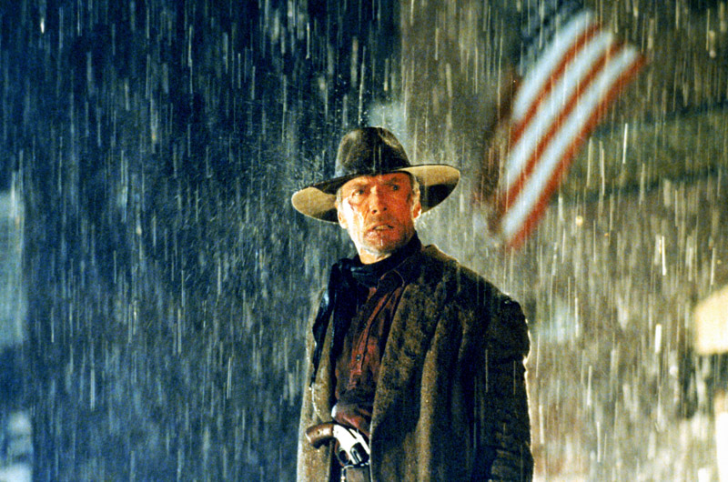 "Clint Eastwood in ""Unforgiven"""