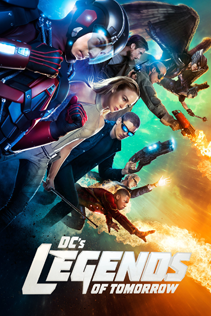 dc's legends of tomorrow at wondercon