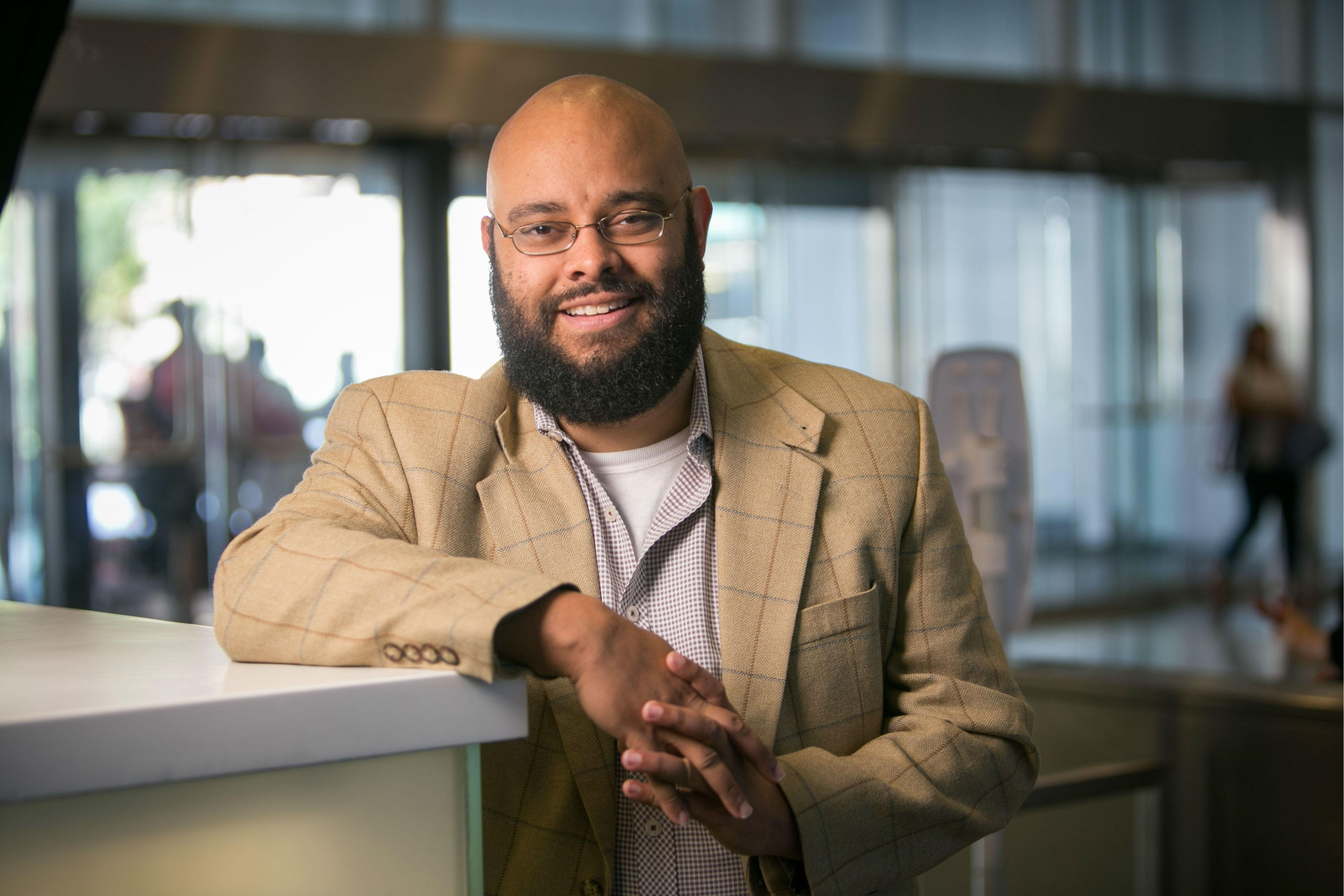 Dr. Phillip Atiba Goff - photo