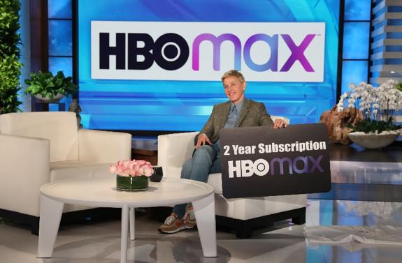 Ellen DeGeneres HBO