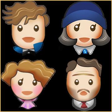 Fantastic Beasts emoji