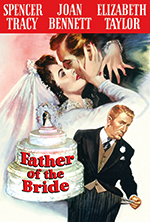 warner archive collection releases father of the bride on blu-ray