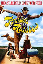 warner archive collection releases finian's rainbow on dvd