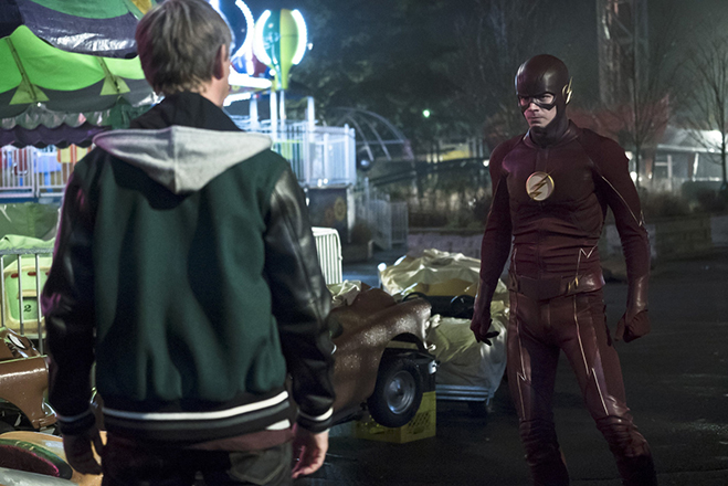 scene from the flash