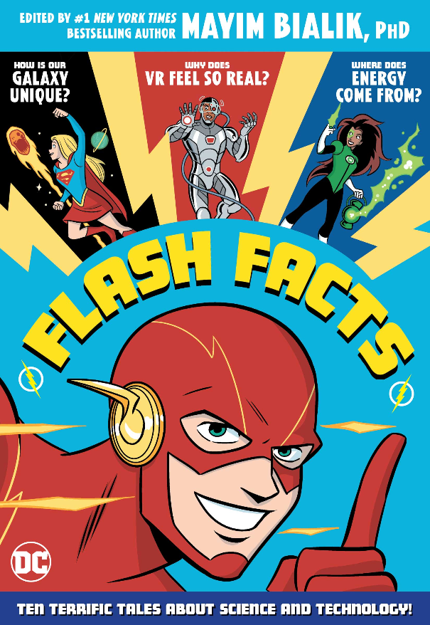 """""""Flash Facts"""" - Image of Covver Page"""