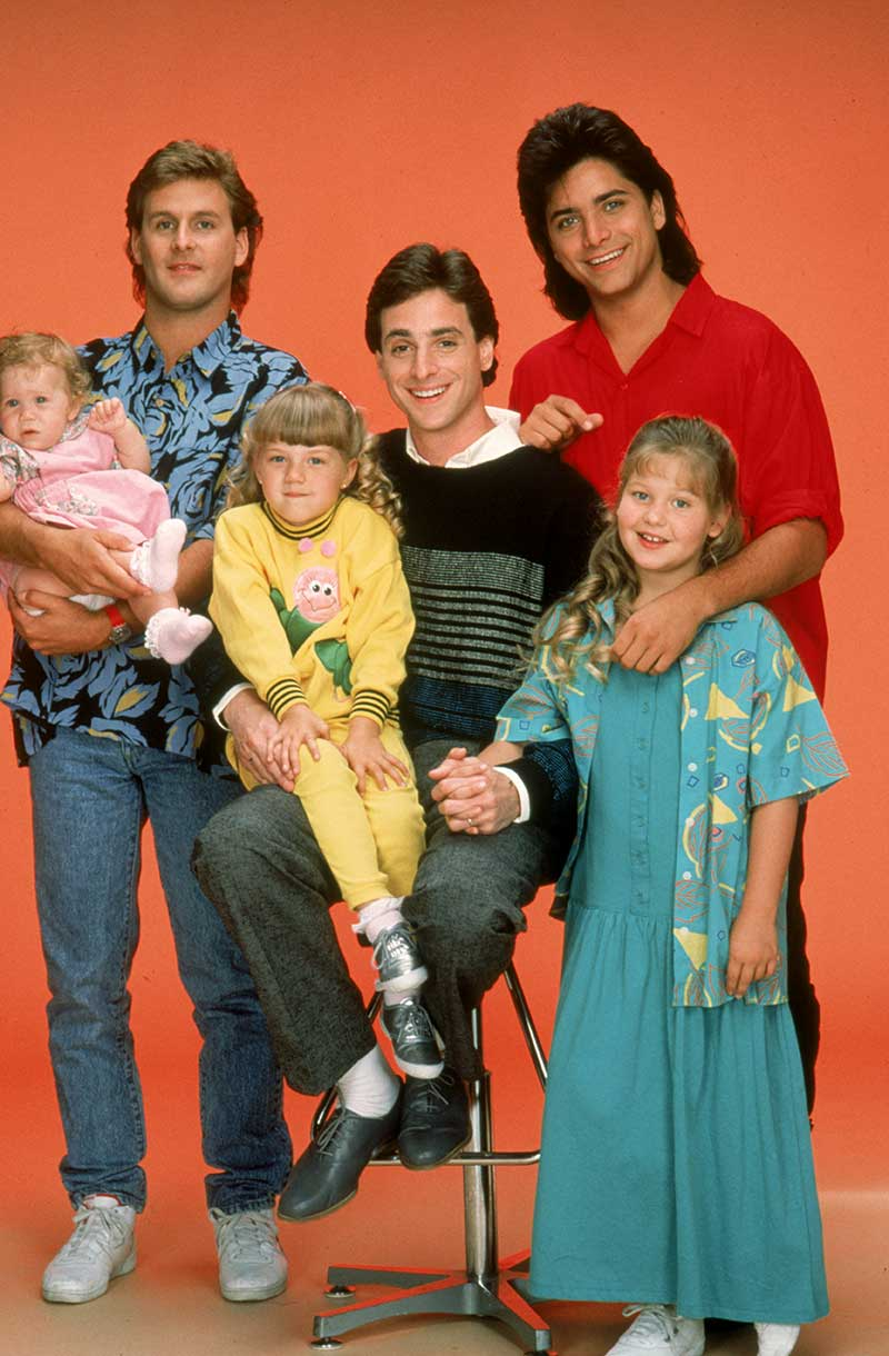 Full House Season 1 - Cast