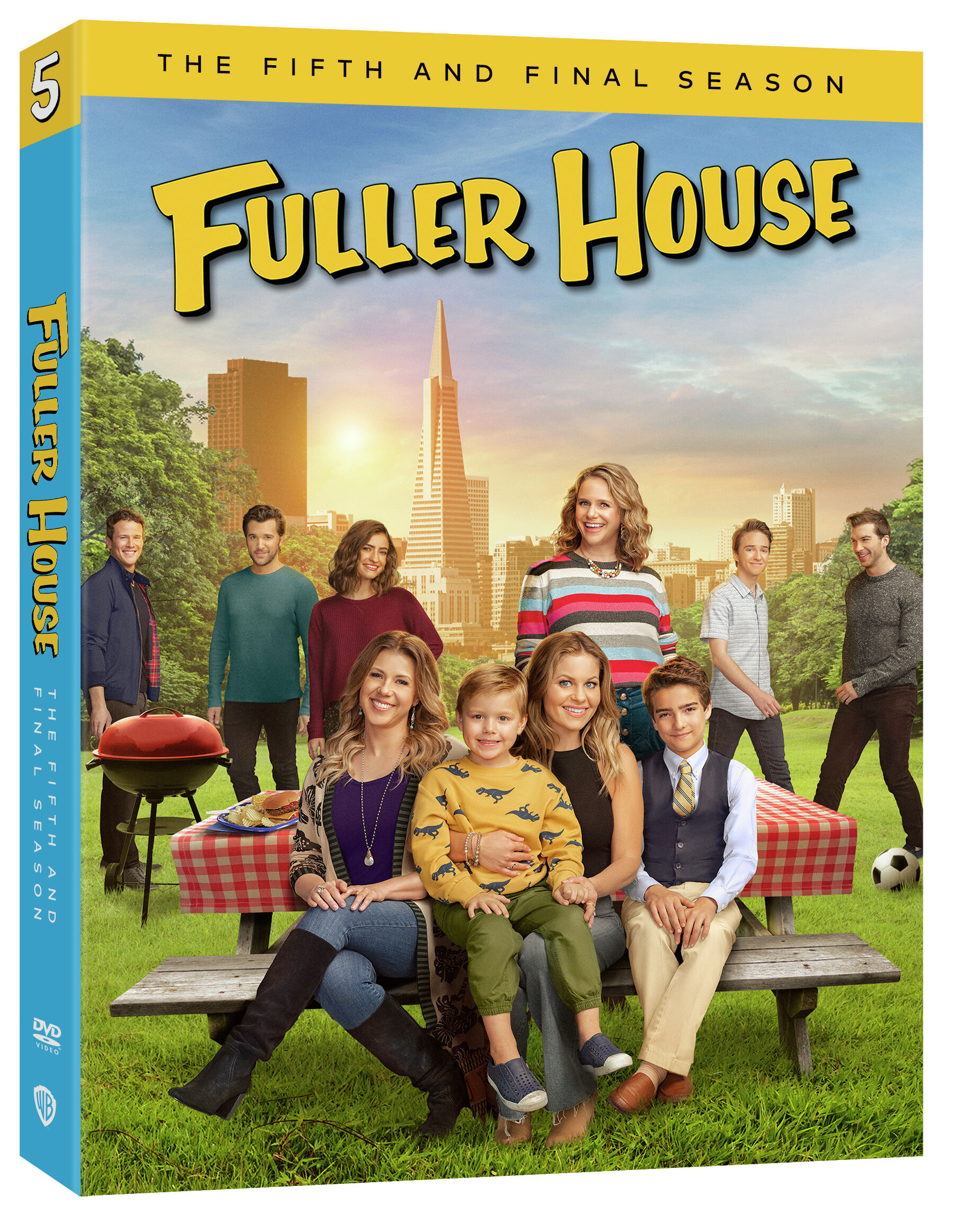 """Fuller House: The Fifth and Final Season"" - graphic image"