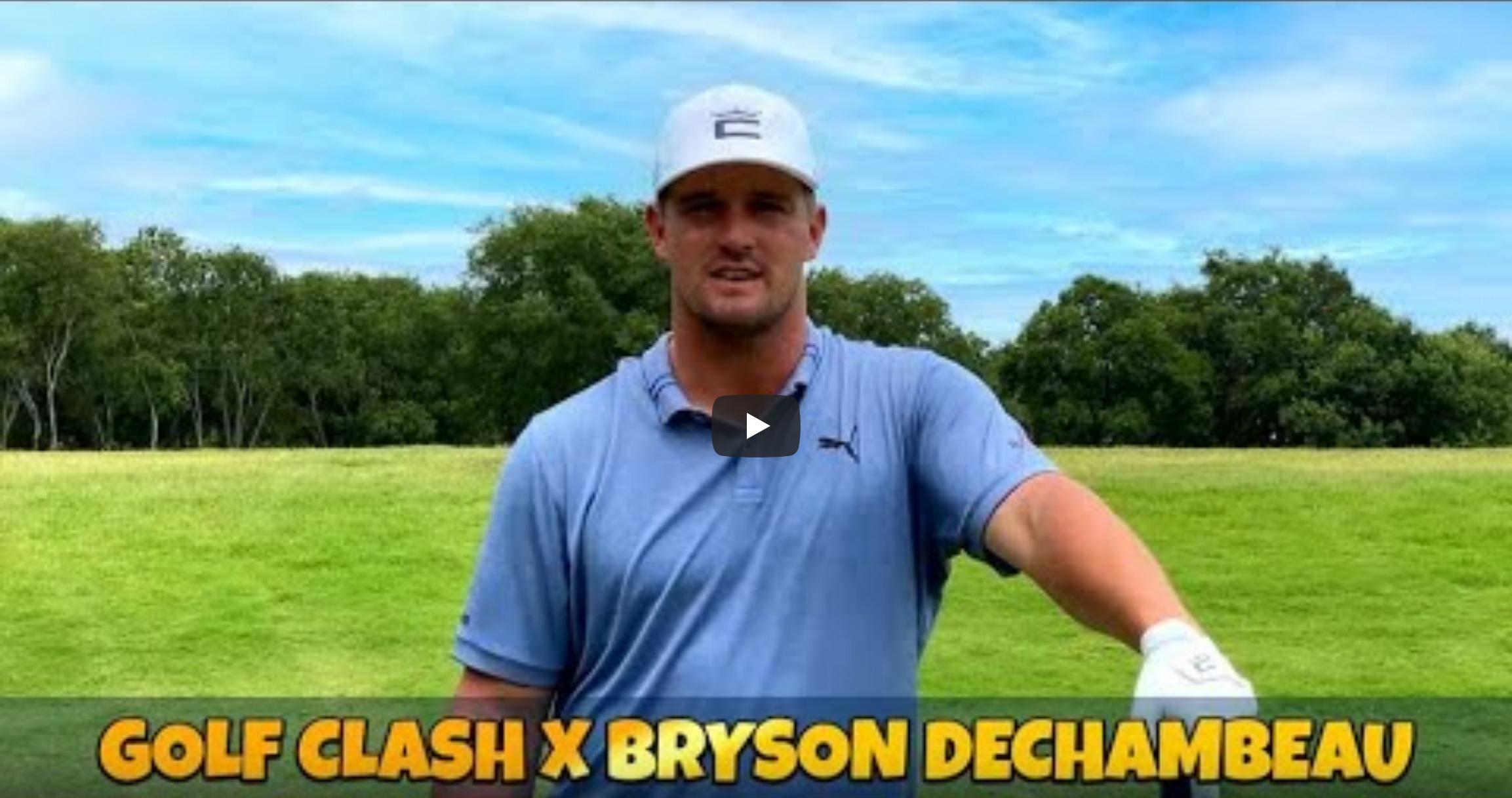 Golf Clash - Bryson DeChambeau Exclusive Content