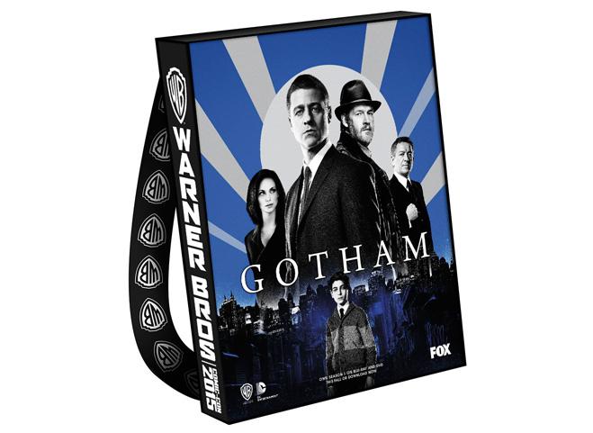 Gotham City's Heroes