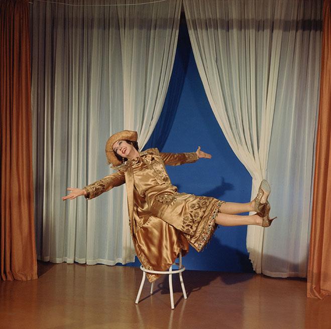 "Rosalind Russell in ""Gypsy"""