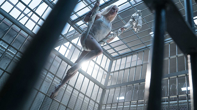 go inside harley quinn's prison cell on the warner bros. studio tour hollywood starting may 24