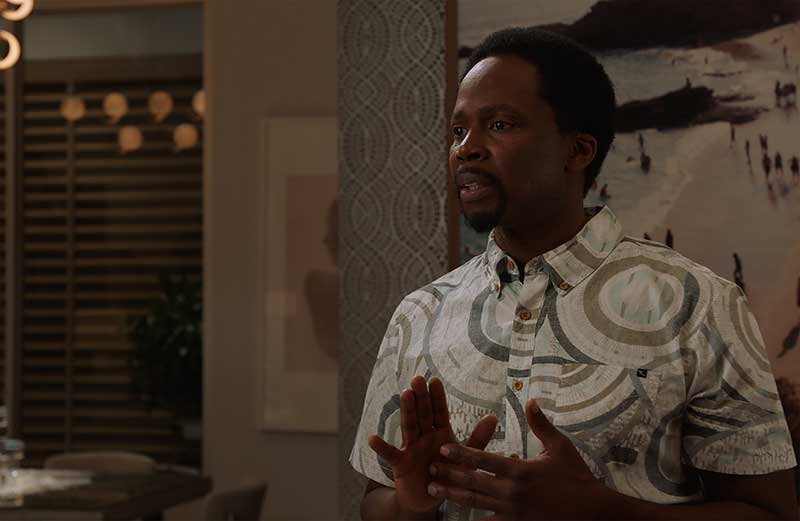 Harold Perrineau - Claws - Article