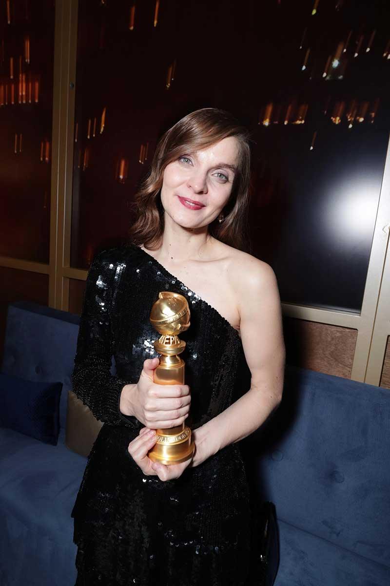 Hildur Gudnadottir - Golden Globes 2020 Afterparty