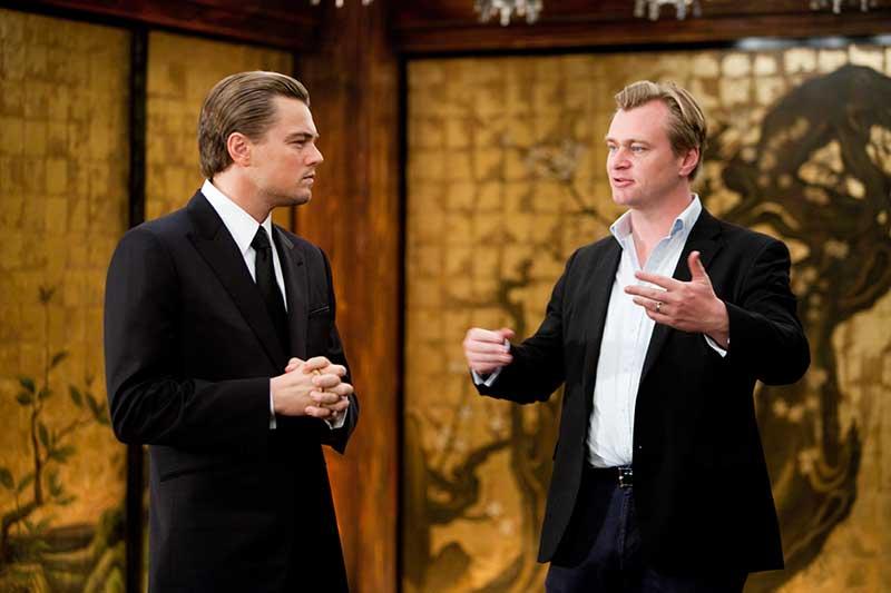 Inception - Leonardo DiCaprio, Christopher Nolan