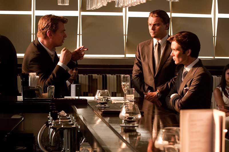 Inception - Leonardo DiCaprio, Christopher Nolan, Cillian Murphy