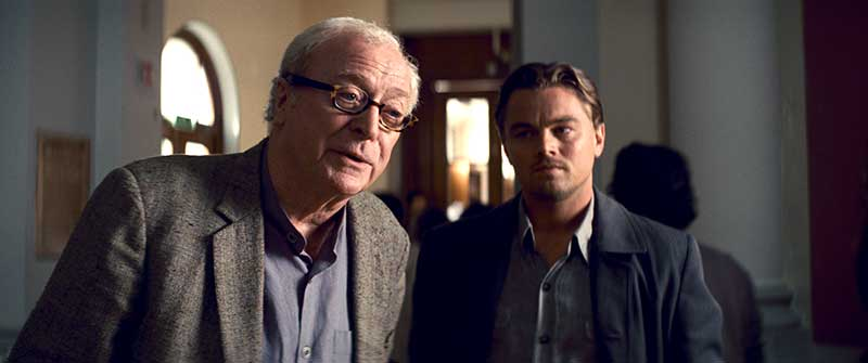Inception - Leonardo DiCaprio, Sir Michael Caine