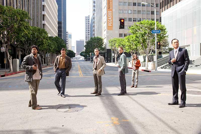 Inception - Leonardo DiCaprio, Tom Hardy, Ken Watanabe, Dileep Rao, Joseph Gordon-Levitt, Ellen Page