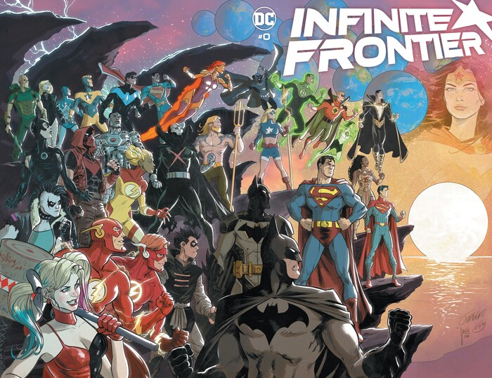 """Infinite Frontier #0"" Introduces the Next Phase of the DC Universe!"