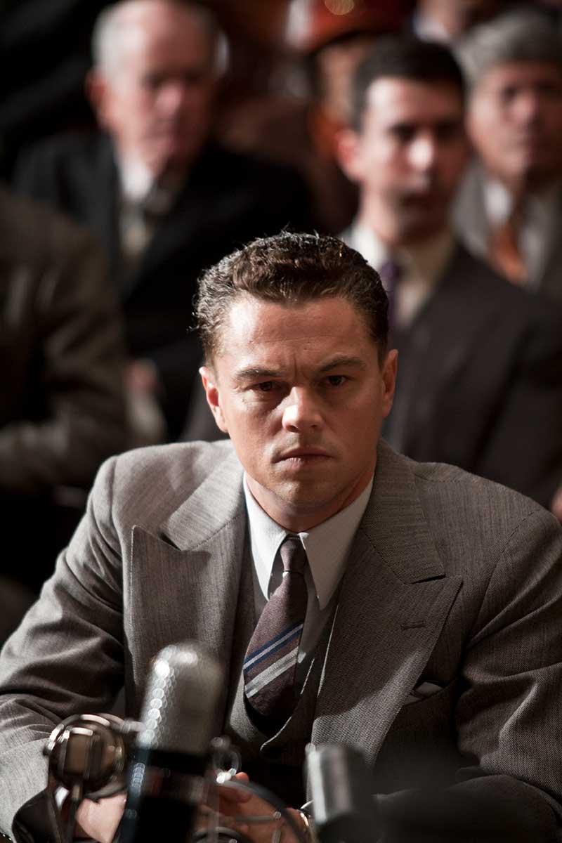 J. Edgar - Leonardo DiCaprio - Courthouse