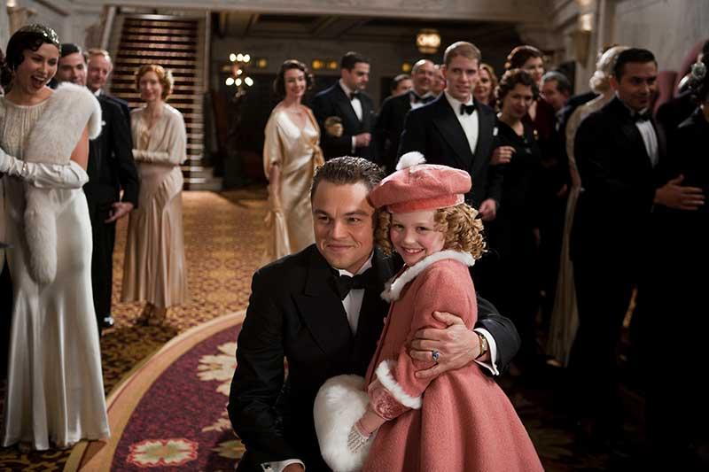 J. Edgar - Leonardo DiCaprio, Emily Alyn Lind