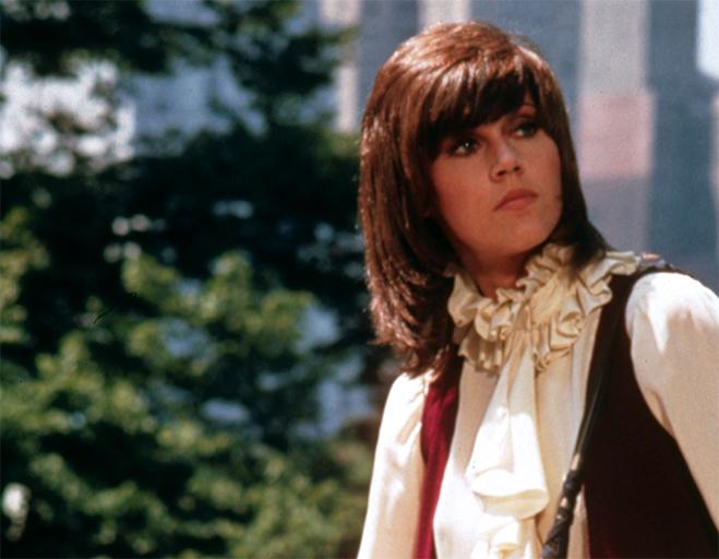 Jane Fonda as Bree Daniel in Klute