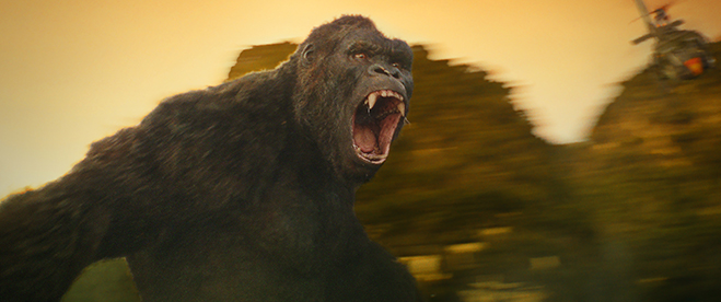image of kong from kong: skull island