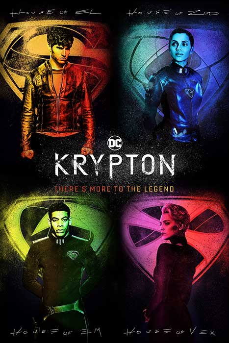 Krypton Season 1 poster