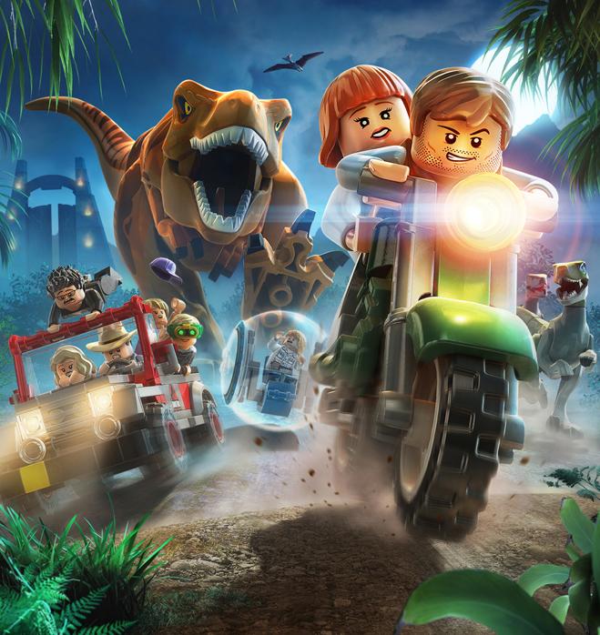 LEGO Dinosaurs