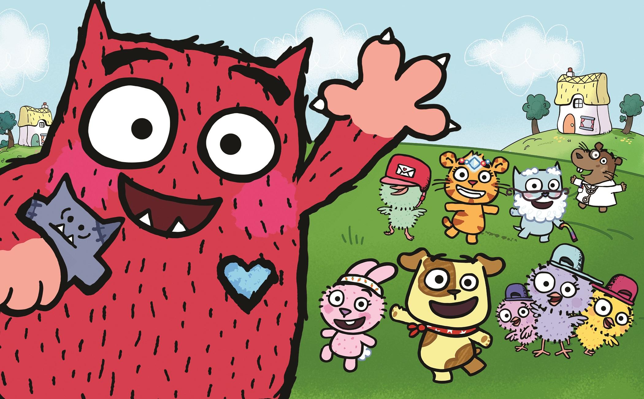 "HBO Max Acquires Preschool Animated Adventure ""Love Monster"""