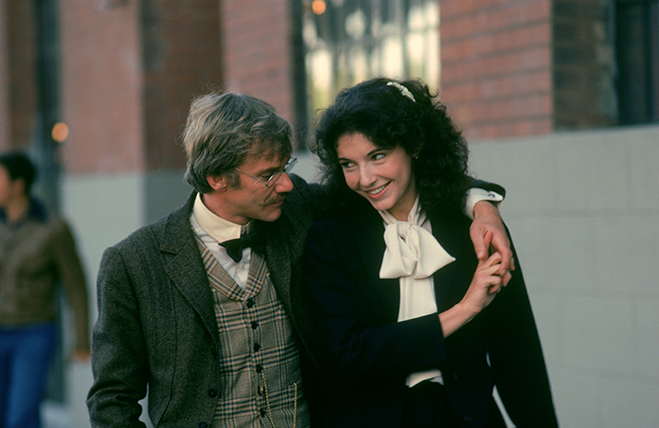 It wasn't just Malcolm McDowell and Mary Steenburgen's characters weren't not the only ones to fall in love as the two actors would get married in 1980 and have two children before divorcing in 1990.