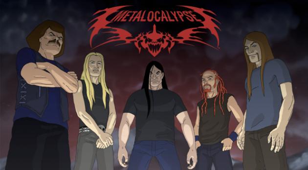 Metalocalypse - graphic image