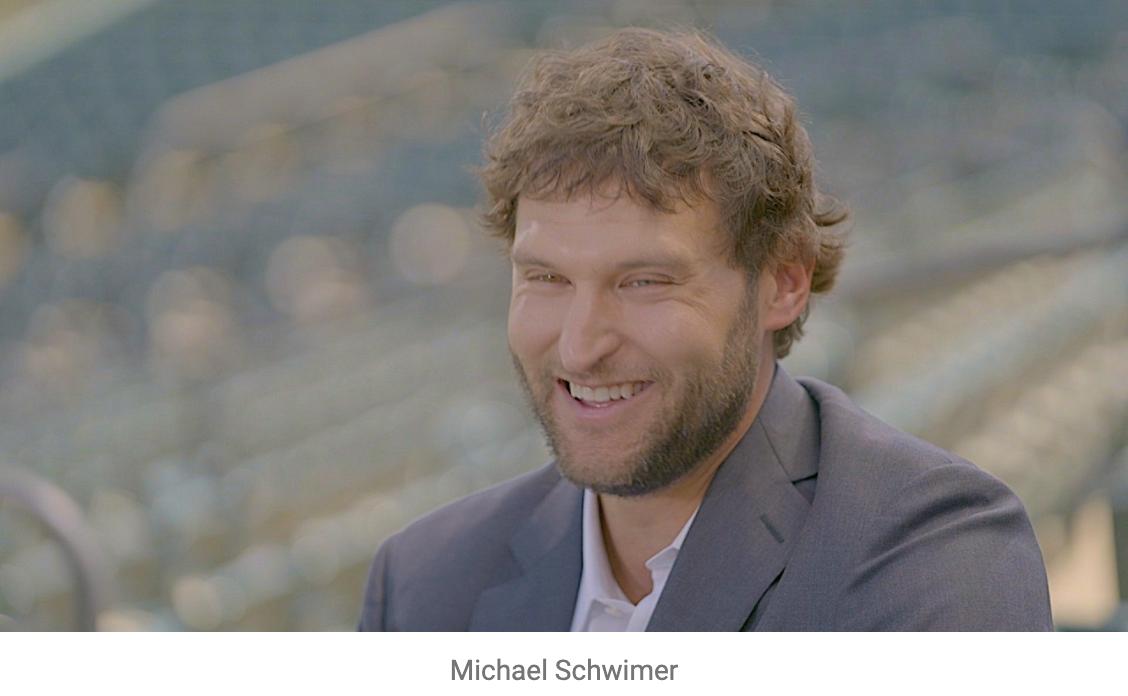 Real Sports - Michael Schwimer