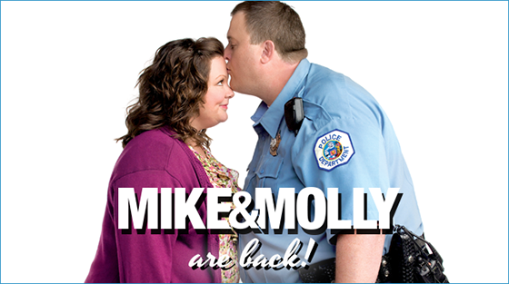 mike & molly returns april 25 to cbs