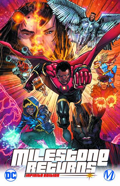 Milestone Returns - image of cover