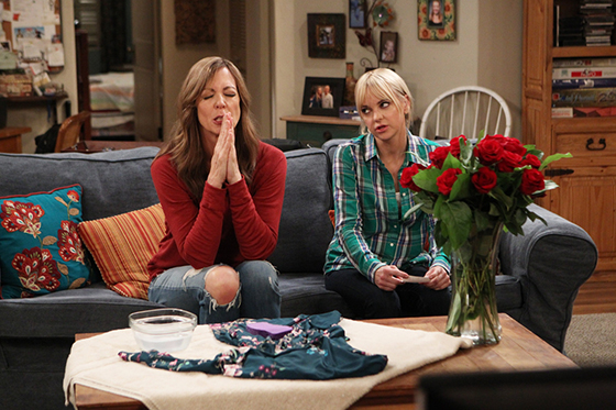 mom season finale May 19 on CBS