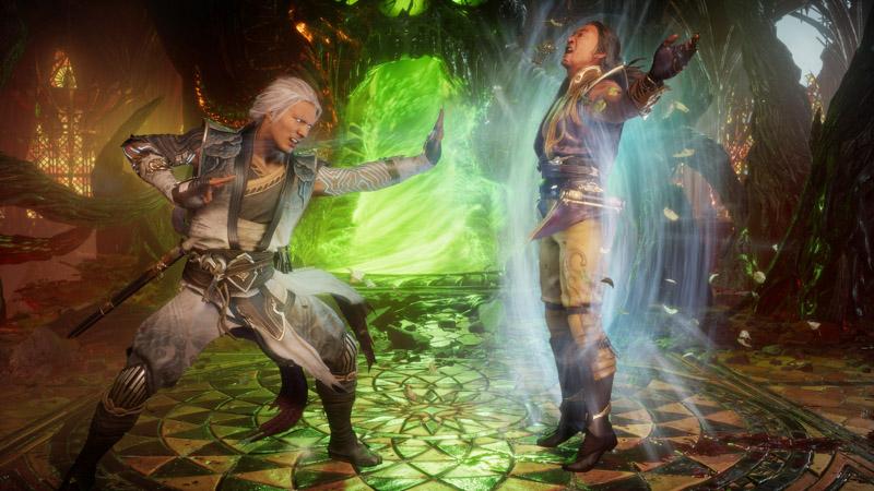 Mortal Kombat 11: Aftermath - Fujin, Shang Tsung