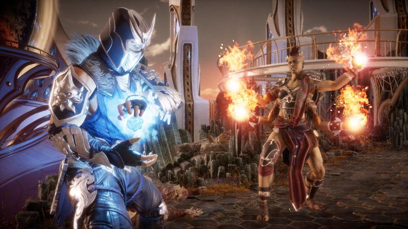 Mortal Kombat 11: Aftermath - Sheeva