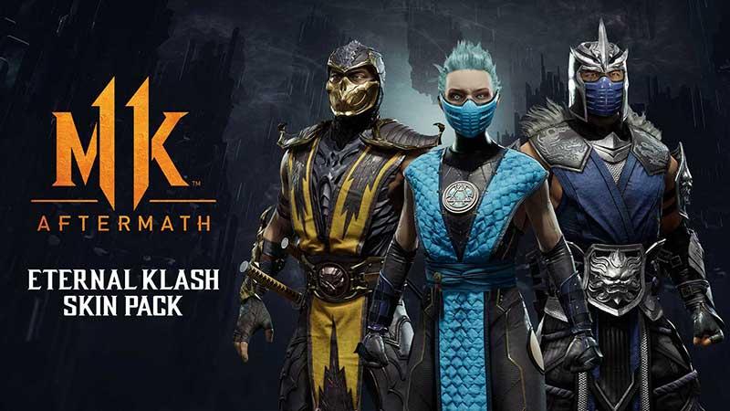 Mortal Kombat 11: Aftermath - External Klash Skin Pack