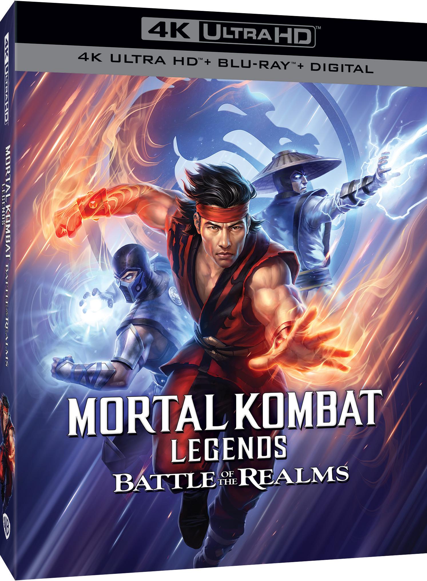 """Mortal Kombat Legends: Battle of the Realms"""