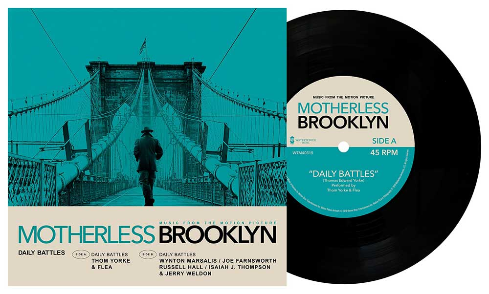 Motherless Brooklyn - Vinyl